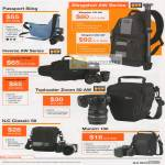 Lowepro Bags Passport Sling Slingshot AW Inverse AW Toploader Zoom 30 AW ILC Classic 50 Munich 100