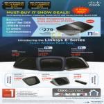 E-Series W4200 Wireless N Router E1000 E3000 E2000 WAG120N WAG160N WUSB100 Challenger Harvey Norman