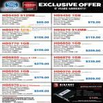 Radeon Graphic Card Sapphire HD5450 HD5570 HD5670 HD5770 HD6850 Vapor-X HD6870 HD6950 HD6970 BFBC2 Vietnam