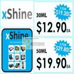 XShine 30Ml 50ML