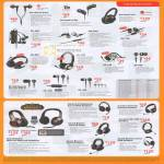 Headphones Aurvana In-Ear2 In-Ear Live EP-3NC HS-930i 730i 850 720 420 830 650 630i 630 Fatal1ty MKII Tactic3D Alpha Sigma Arena