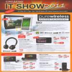 Ziio 10 7 WP-300 Touch 2 X-Fi2 X-Fi Style 300