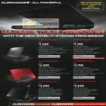 Alienware Notebooks M11x M15x M17x M17xR3 Targus Belkin Case TactX Headset Mouse