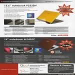 Gigabyte Notebooks P2532N M1405C