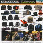 Godspeed Professional Camera Bags SY Sun Flower Lanneret