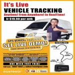 GPS Vehicle Tracking One Map M1