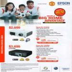 Projectors EH-TW3600 EH-TW4500