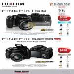 Digital Cameras Finepix HS10 S4000 Harvey Norman