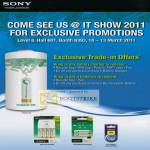 Sony CycleEnergy Trade In Charger Rechargeable Battery