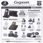 Siemens Gigaset Dect Phones A580IP Pfingo AS180 Duo AL280 A490 A580 C590 E360 SL400A