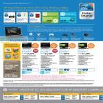 Desktop PCS TouchSmart 600-1344d 600-1348d Omni 200-5216d 200-5218d