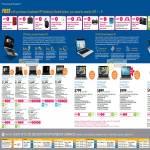 Notebooks Pavilion DM4-1217TX DV3-4211TX DV6-3107TX Envy 14-1102TX 17-1111TX G42-469TX G32-301TX