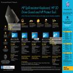 Notebooks ProBook 5320m 5220m EliteBook 2540p 2740p 8440p 8540w