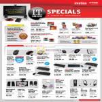 TDK External Storage CDR DVDR Wireless Mouse Keyboard Webcam 1300 Headset Presenter USB Hub
