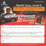 Hourly Giveaway Free Gifts Backup Charger IPhone Superhero