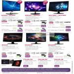 LCD Monitors E2260V E2360V IPS226V IPS236V M227WAP M237WAP W2243T W2261VP W2442PA Digital Photo Frames F7010N-PN F8010N-PN F8010P-PN