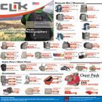 Clik Bags Contrejour Hiker Escape Cloudscape Impulse Pro Elite Magnesian Telephoto Micro Case