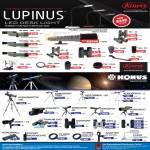 Lupinus LED Desk Light Prominar Kowa Telephoto Lens TSN Konus Konusmotor 700d Motormax Vivisport T2