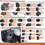 Vanguard Bagpacks Sling Bags SkyBorne UpRise Kenline Biin Uprise 2Go Pampas Outlawz Evia Riga Quito Bahamas Beneto Dakar