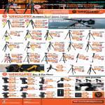 Vanguard Tripods Auctus Alta Espod Nivelo Mak MP VS Ball Pan Heads SBH PH ABH QS PH GH100