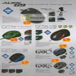Leapfrog Powerlogic Mouse Gaming Alien G9 GMX-1 Predator GMX-5 V2 Terminator GMX-3 GXR5 GXR6