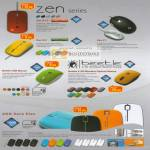 Leapfrog Powerlogic Mouse Zen III LZ II O Z1 Beetle USB 2GO Zero Flex
