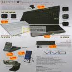 Leapfrog Powerlogic Xenon Stealth Raptor XSR-1 Xenon Sabre Edge Zen 200 HD3T HD7D HD5N Vivio Webcam
