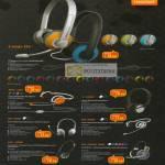 Leapfrog Sonicgear Loop IIx Headset Mic XBS-330 X-1000 BS-200 BS-280 TGC-1000 HS-2000 Pro