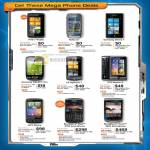 Mobile Phones HTC 7 Trophy Nokia C7 Samsung Omnia 7 Galaxy Mini LG Optimus 7 Desire Z Blackberry Bold 9780 Torch 9800