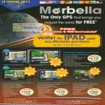 Maka Marbella GPS Navigation System M880 Slim Deluxe M660 Plus M880 Slim M990 TMC