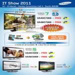 Samsung TV 3D UA40C7000 UA46C7000 UA40C5000 UA46C5000 UA32C4000 LA32C450 Series 7 5 3