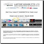 Laptop House Sell Notebooks Used IT Gadgets