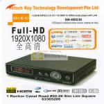 GIEC GK-HD230 Media Player