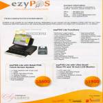 EzyPOS Complete Point Of Sale POS System Lite Retail POS Atom PC