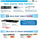 Blu Ray Players BD-C5900 BD-C5500 BD-C6500 Best Denki