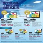 LCD LED Monitors BX2031 BX2231 PX2370 S23A350H S24A350H S23A550H BX2250 BX2350 BX2450