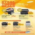 Printers Laser Colour CLP-325 CLX-3185 CLP-325W CLX-3185FN FW CLX-6220FX