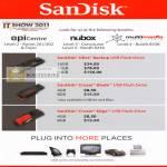 Ultra Backup USB Flash Drive Cruzer Blade Edge Epicentre Nubox Multimedia
