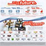 Mio Home TV Fibre Home Line Family Channels