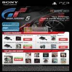 Playstation 3 Gran Turismo 5 Killzone 3 Sports Champions Move Crysys 2 Fifa 11 Naruto Marvel Vs Capcom Dead Space 2 Games