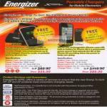 Energizer XP2000 AP1201 XPAL Portable Chargers