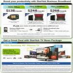 Starhub Business Broadband ADSL Fibre TV News Plasma TV