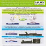 Starhub Hub Troopers Wireless Surveilliance Pack DCS-1130U IPCam KaraOK VHF Mydlink