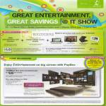 Roadshow Exclusives Home Broadband PopBox Intertainment Fibre 100Mbps
