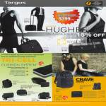 Lifestyle Series Hughes Tri-Cell Cushion System Messenger