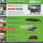 WD TV Live Hub Media Center Elements Play TV Live Mini Media Player