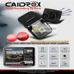 ZMC Caidrox Drive Video Recording System Sony CCD HD Rear View Camera