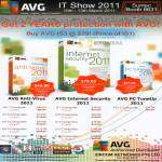 AVG Anti-Virus Internet Security 2011 PC TuneUp 2011 IS3