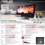 AIO Desktop PC ET2410INTS, ET2410IUTS, ET2210IUTS