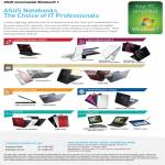 Notebooks Choice Of IT Professionals, Promotion Period, Redemption Period